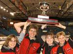 2003 Canada Cup Women's Champions - click to enlarge