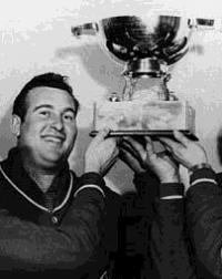 Canadian Curling Legend Hec Gervais, the Gentle Giant in every sense of the word.; 1934 - 1997
