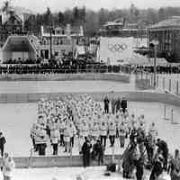 1932 Winter Olympics - Opening Ceremonies