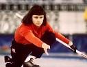Canadian Skip Linda Moore