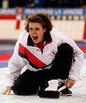Canadian Skip Julie Sutton